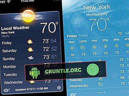 8 أفضل تطبيق رادار Weather لأجهزة iPhone و iPad