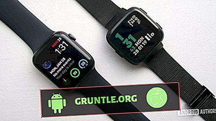 Apple Watch 4 vs Fitbit Versa Mejor Smartwatch 2020
