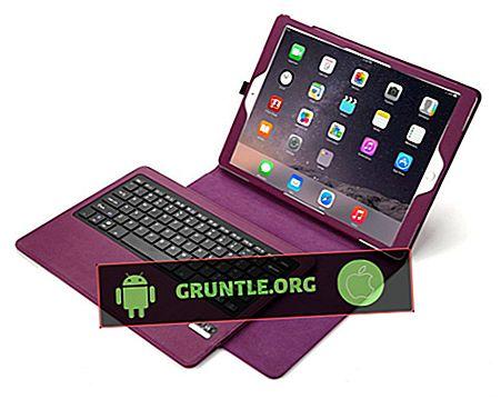 Klavye ile 7 En İyi iPad Pro 12.9 Kılıf