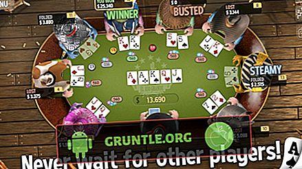 7 bästa pokerspel för Android år 2020