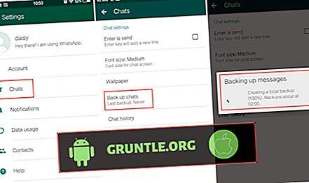 Comment transférer une sauvegarde WhatsApp d'Android vers un iPhone