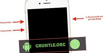 Was tun, wenn der Bildschirm Ihres iPhone 8 immer wieder schwarz wird und abstürzt?