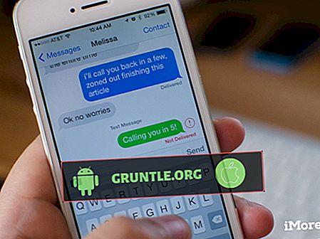 كيفية إصلاح آبل iPhone 5S لا يمكن إرسال رسائل نصية العدد