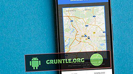 7 najlepszych aplikacji map GPS offline dla Androida w 2020 roku