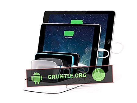 Stazione di ricarica USB per più dispositivi iPhone e iPad