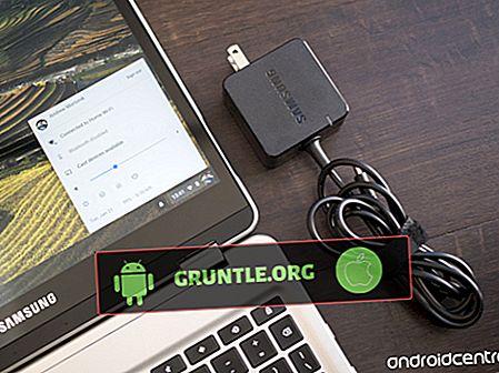 충전되지 않은 Samsung Chromebook Pro의 문제를 해결하는 방법은 무엇입니까?