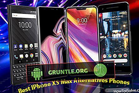 5 bästa iPhone XS-alternativet 2020