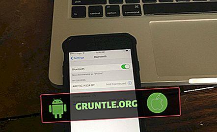 Hur man fixar en iPhone 5 som inte går ihop med en Bluetooth-enhet, Bluetooth-parningsfel
