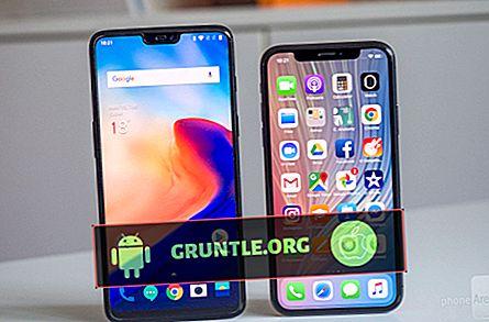 OnePlus 5 Premium Smartphone vs Apple iPhone 7 Plus Comparação Especificações