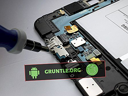Naprawianie Samsung Galaxy Tab 2, który działa wolno