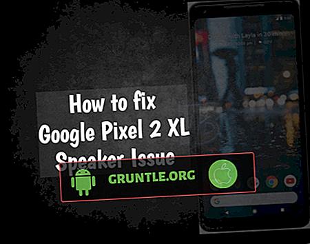 Google Pixel 2 Layar Hitam Dipecahkan Setelah Drop