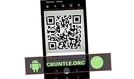Galaxy S9'da QR Kodlarını Taramak