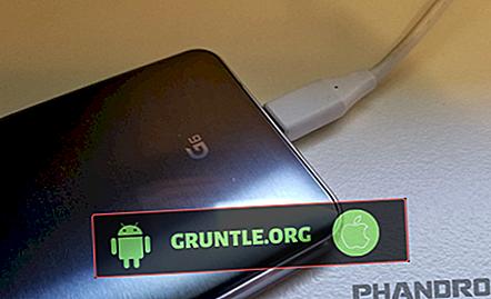 El LG G6 resuelto no se cargará con el cargador de pared