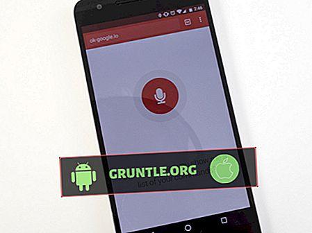 Okej Google!  Här är en lista över populära röstkommandon från Google Now