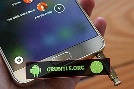 Auftauen eines gefrorenen Samsung Galaxy Note 8 (einfache Lösung)