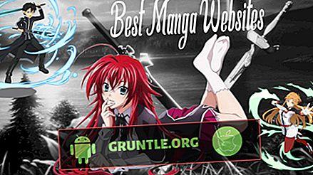 12 bästa Manga Reader för Android år 2020