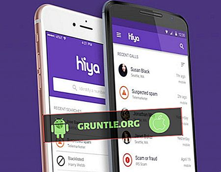 Meilleure application d'identification du visiteur pour filtrer ou bloquer les appels téléphoniques de spam: Hiya vs Truecaller