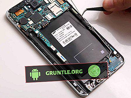 Cách khắc phục màn hình Samsung Galaxy Note 9 không ngủ khi sạc