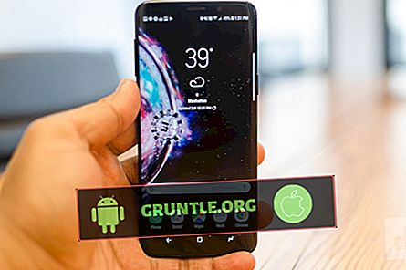 Hur man fixar Samsung Galaxy S9 slumpvis