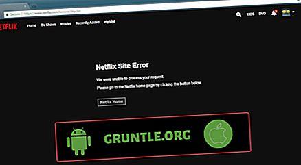 Come risolvere l'errore Netflix M7111-1331-2206 Problema