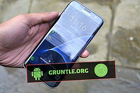 Samsung Galaxy S7 Edge no recibe mensajes de texto de iPhone