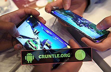 Löst Samsung Galaxy S8-batteri tömmer snabbt
