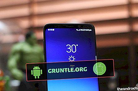 Jak naprawić Samsung Galaxy S9 + Pierwsze wyskakujące reklamy