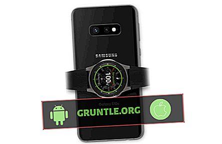 Mengisi daya Samsung Galaxy S10e Anda dan menggunakan Wireless PowerShare