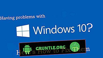 Hur du åtgärdar uppdatering av Windows 10 håller på att stänga av problemet