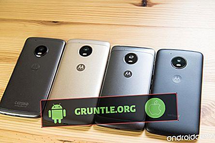 5 beste draadloze opladers voor Moto E4